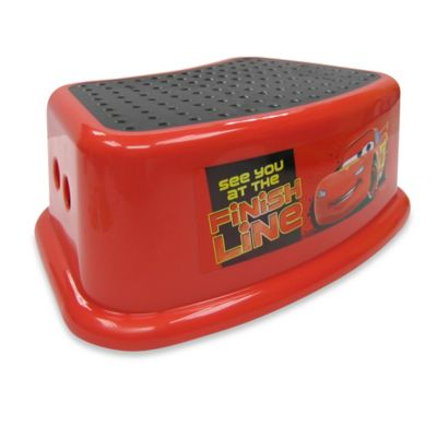 Ginsey Disney® Pixar CARS Step Stool