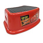 Ginsey Disney®/Pixar CARS Step Stool