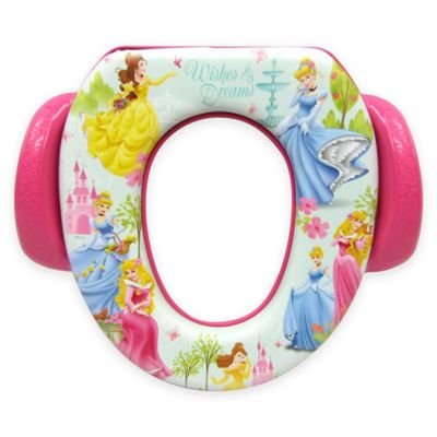 Ginsey Disney Princesses Soft Potty Seat