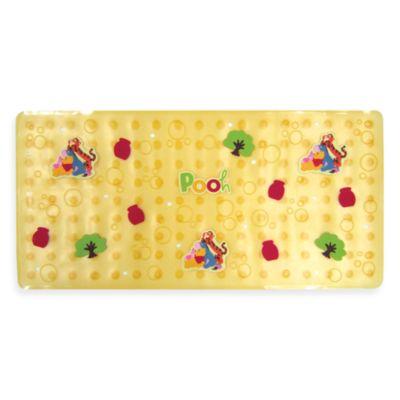 Ginsey Disney® Winnie the Pooh Bath Tub Mat