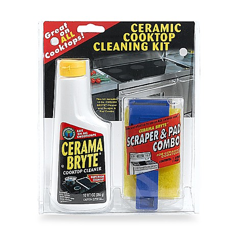 Cerama Bryte® Cooktop Cleaner Kit