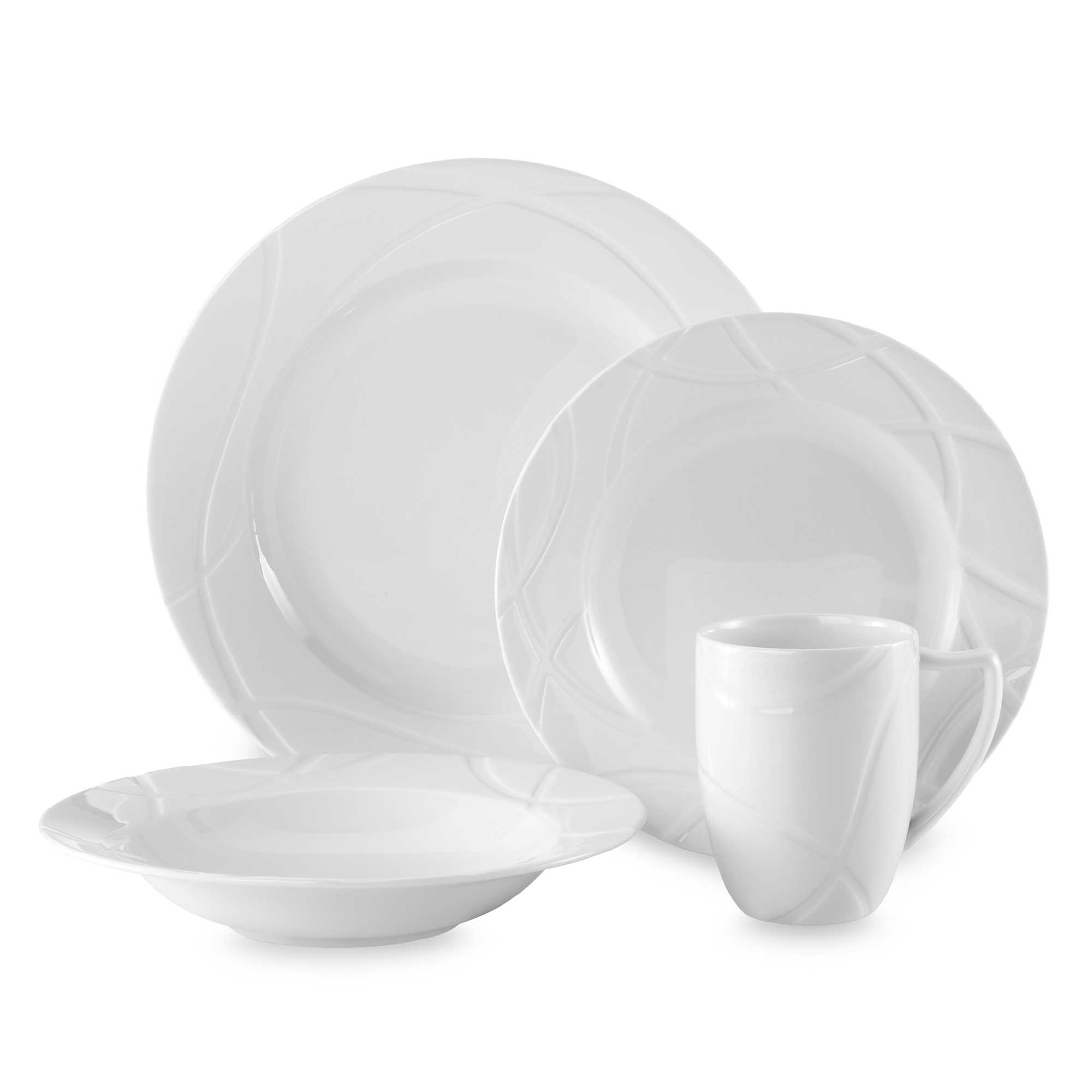 crown dinnerware set images
