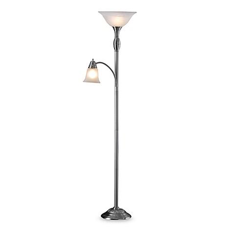 Buy Adesso Steel Spotlight Floor Lamp With Adjustable Height From