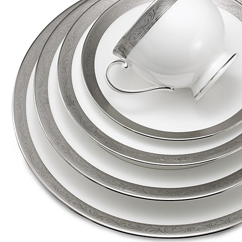 Mikasa® Crown Jewel Platinum 6 3/4-Inch Bread and Butter Plate
