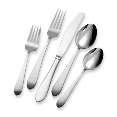 Pfaltzgraff® Everyday Salisbury 20-Piece Flatware Set