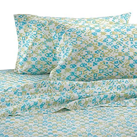 vivid twin twin extra long sheet set bed bath beyond. Black Bedroom Furniture Sets. Home Design Ideas