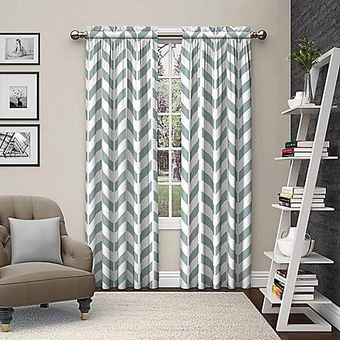 Pairs to Go™ Dewitt Rod Pocket Window Curtain Panel Pair
