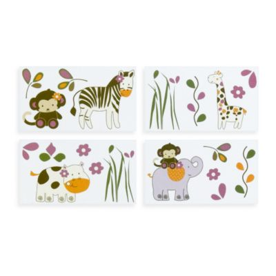 CoCaLo™ Baby Jacana Removable Wall Decals