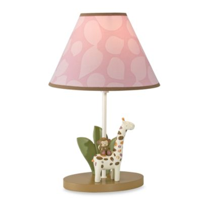 CoCaLo™ Baby Jacana Lamp Base and Shade