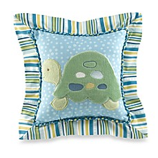 CoCaLo Baby® Turtle Reef 10-Inch Square Decorative Pillow