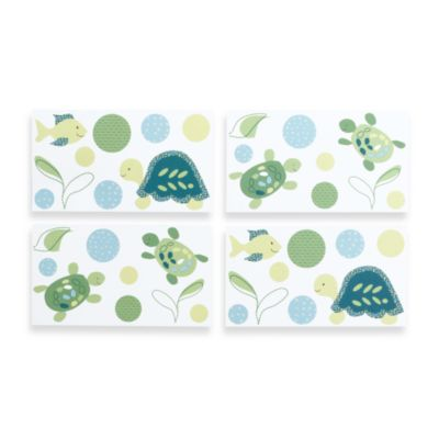 CoCaLo™ Baby Turtle Reef Removable Wall Decals