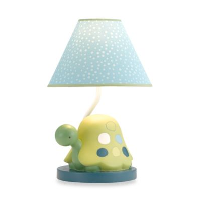 CoCaLo™ Baby Turtle Reef Lamp Base and Shade