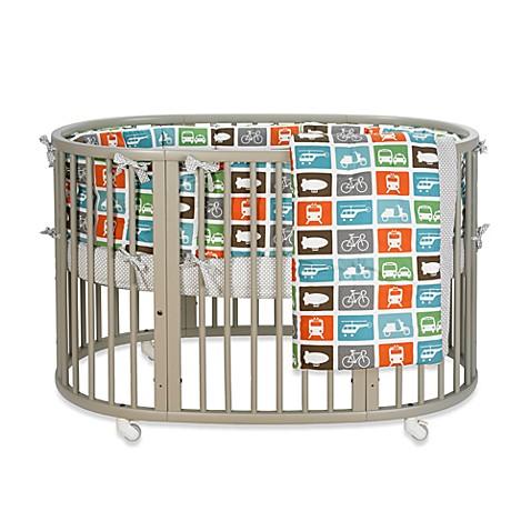 Dwellstudio Transportation Crib Bedding