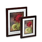 Via Venta Walnut Photo Frame
