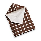 DwellStudio® Chocolate Dots Hooded Towel