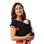 Baby K'Tan® Black Baby Carrier