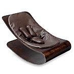 bloom® Coco™ Stylewood™ Baby Lounger in Henna Brown