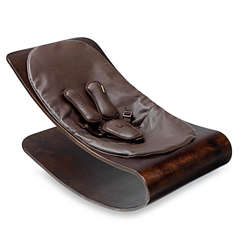 bloom® Coco™ Stylewood™ Cappuccino Lounger in Organic Henna Brown