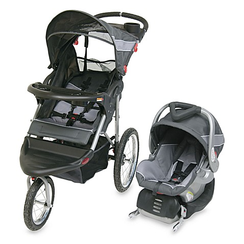 Baby Trend® Expedition LX Stroller Travel System - Grey ...
