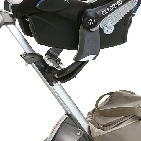 stokke xplory maxi cosi car seat adaptor bed bath beyond. Black Bedroom Furniture Sets. Home Design Ideas