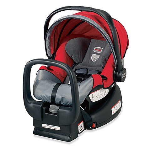 chaperone infant carrier car seat by britax red bed bath beyond. Black Bedroom Furniture Sets. Home Design Ideas