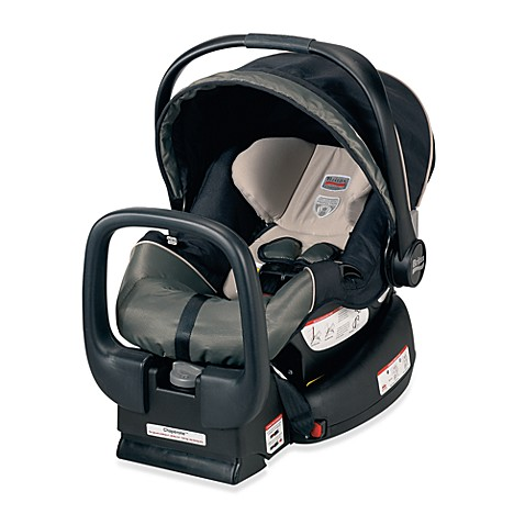 chaperone infant carrier car seat by britax savannah bed bath beyond. Black Bedroom Furniture Sets. Home Design Ideas