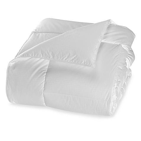 light warmth down alternative twin comforter bed bath. Black Bedroom Furniture Sets. Home Design Ideas