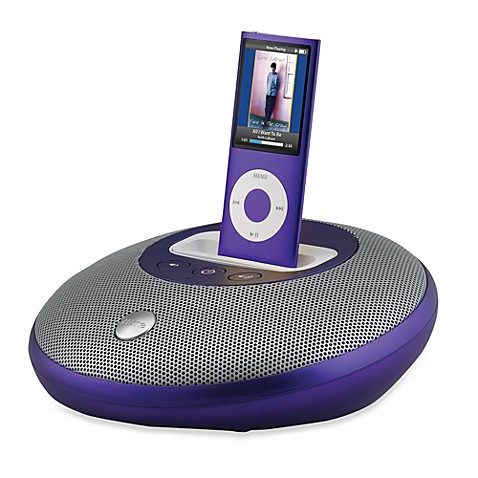 sound system for ipod blue this trendy portable ipod sound system