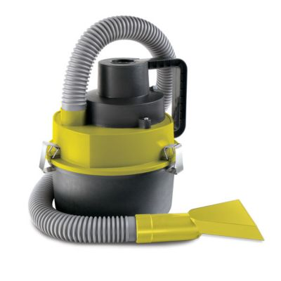 The Black Series™ Portable Wet & Dry 12-Volt Auto Vacuum