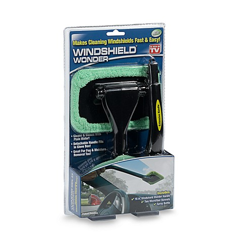 Buy The Windshield Wonder From Bed Bath Beyond