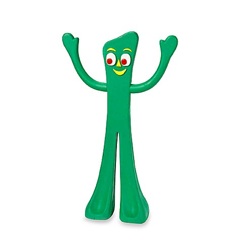 Gumby 9-Inch Dog Toy
