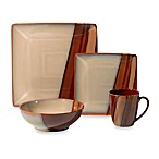 Sango® Avanti Brown Dinnerware Collection