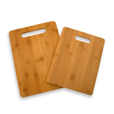 Bamboo Cutting Boards (Set of 2)