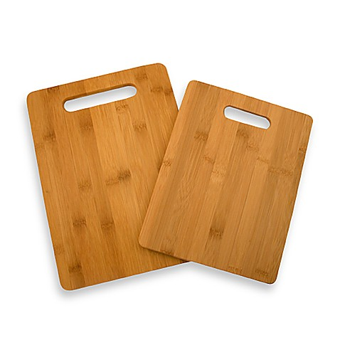 Totally Bamboo Cutting Boards (Set of 2)