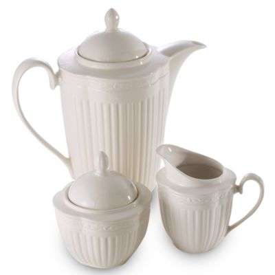 Mikasa Italian Countryside Sugar and Creamer