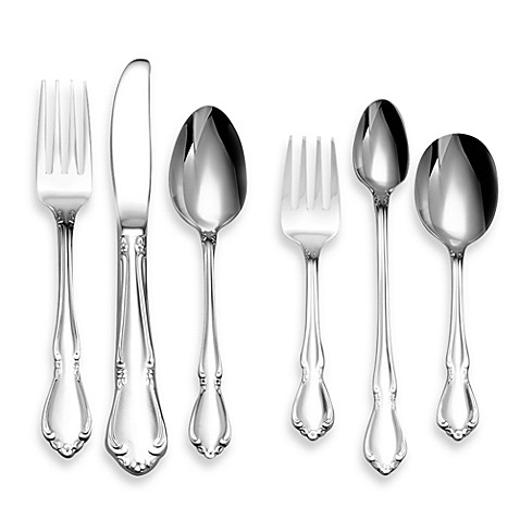 Oneida® Chateau 6-Piece Children's Progress Flatware Set