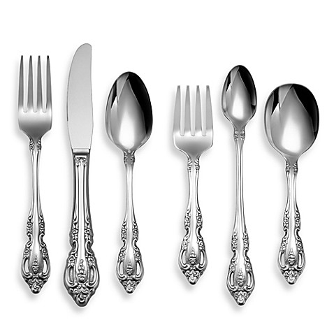 Oneida® Brahms 6-Piece Children's Progress Flatware Set