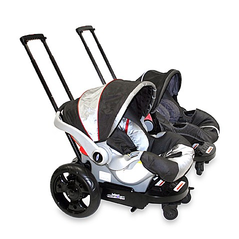 Go-Go Babyz Infant Cruizer AT Twin Adapter