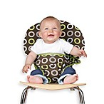 Totseat Portable High Chair in Chocolate Circles