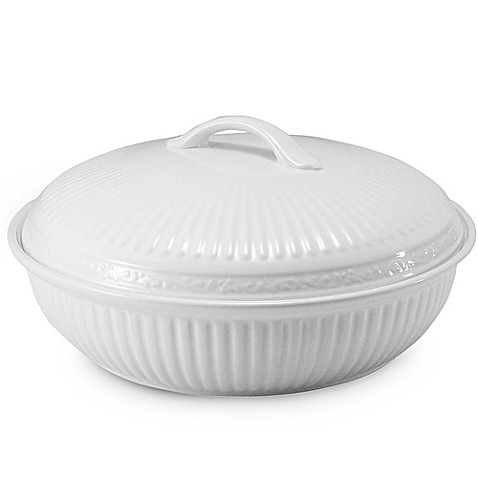 Mikasa® Italian Countryside Round Covered Casserole Dish