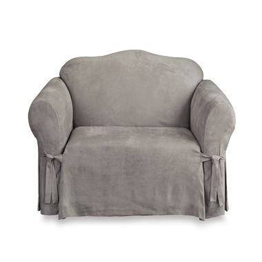 Duck Natural Chair Furniture Slipcover by Sure Fit®