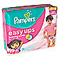 Pampers® Easy Ups® Size 4 26-Count Trainers for Girls