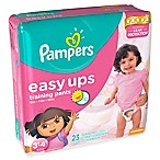 Pampers® Easy Ups® Size 5 23-Count Trainers for Girls