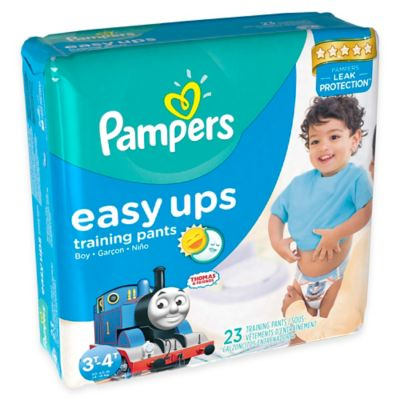 Pampers® Easy Ups® 23-Count Size 3T-4T Trainers for Boys