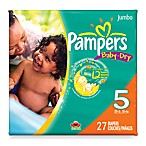 Pampers® Baby Dry™ 27-Count Size 5 Diapers