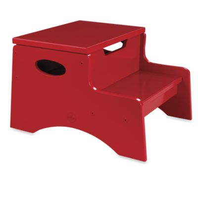 Kidkraft® Step N' Store in Red