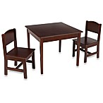 Kidkraft® Charleston Table & Chair Set - Espresso