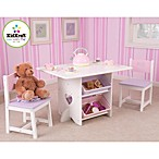 Kidkraft® Heart Table and Two Chair Set