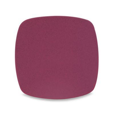 Noritake® Kona Burgundy 8 1/4-Inch Square Plate