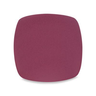 Noritake® Kona Burgundy 11 3/4-Inch Square Plate